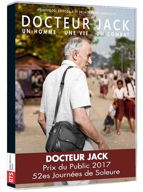 DVD DOCTEUR JACK