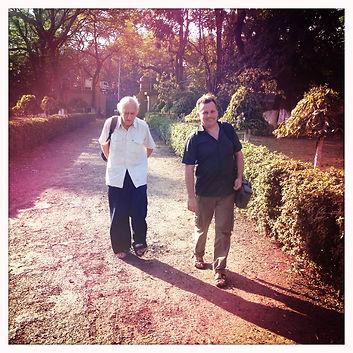Jack Preger et Benoit Lange