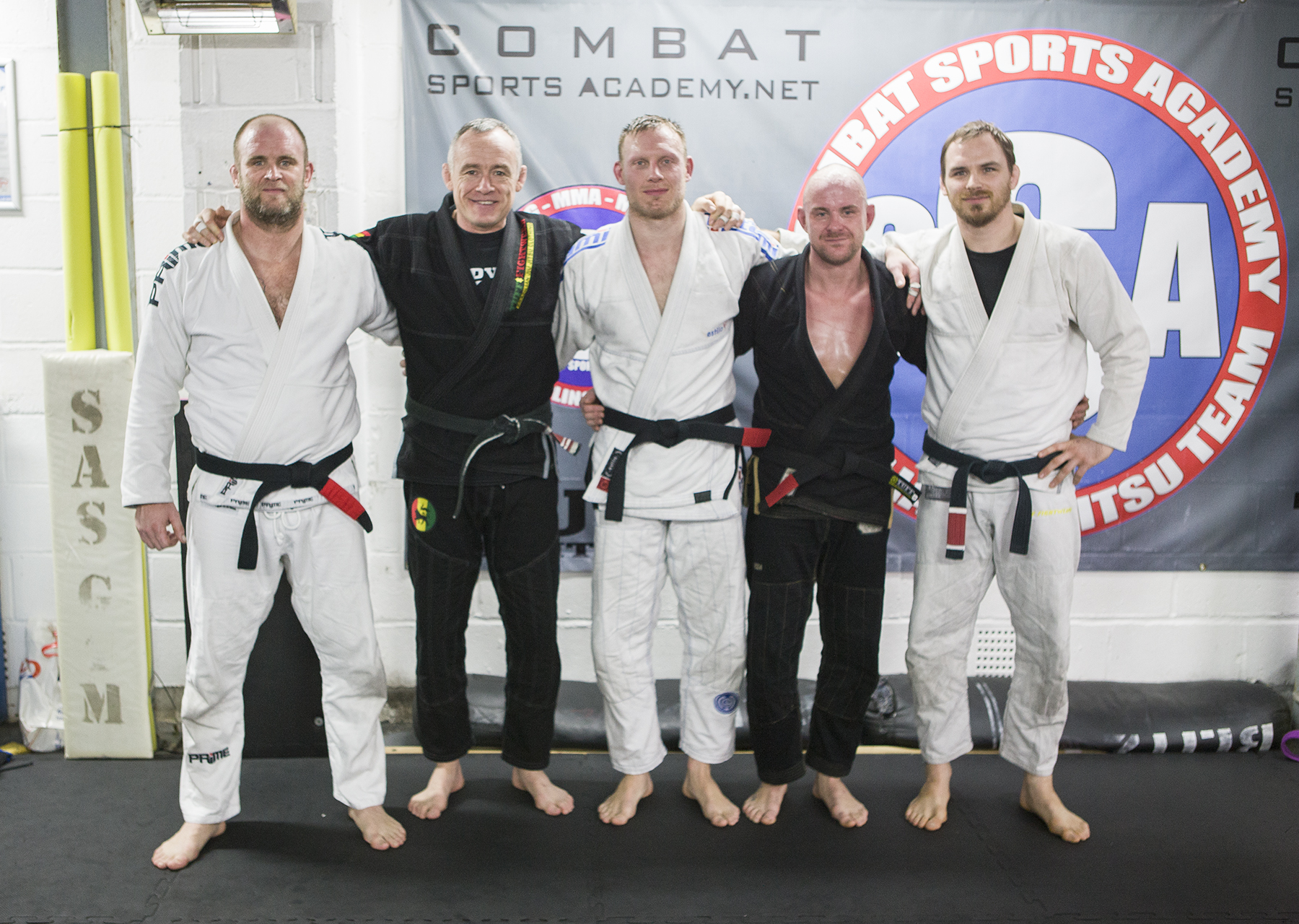 Some of our black belts