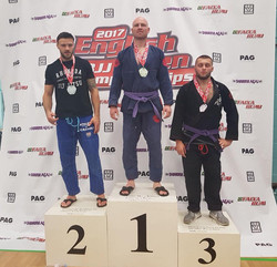 Mantas with another gold medal!