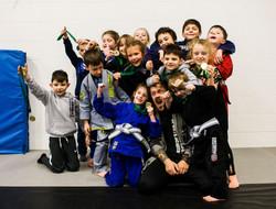 CSA Kids team