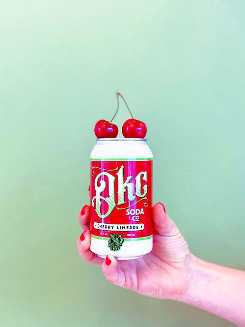 6 pack Cherry Limeade