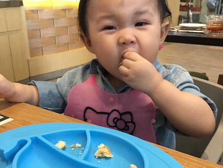 How to Introduce Solids & The Benefits of BLW