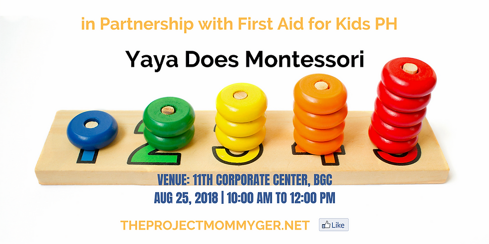 Yaya Does Montessori