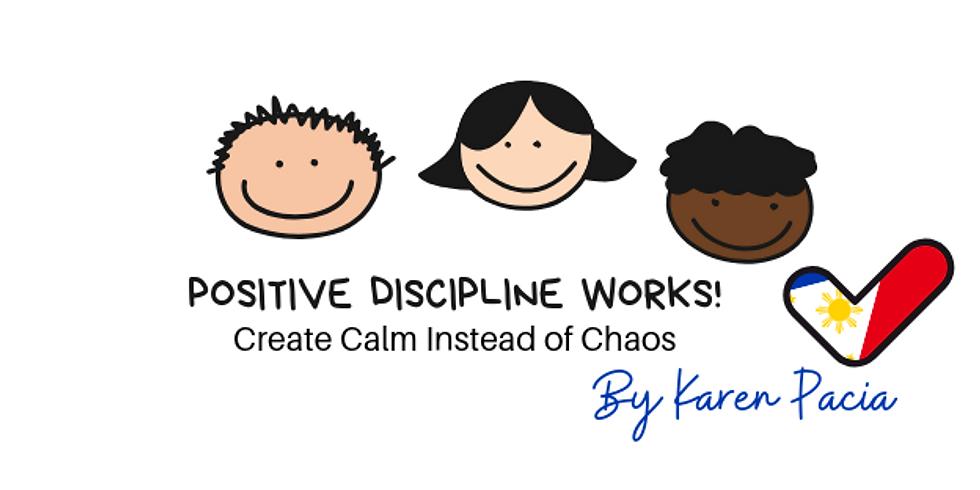 Positive Discipline Works