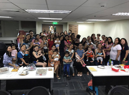 Why Join Mom Meet-Ups: Launch of the Mommy Matters