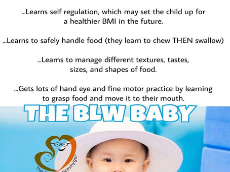All You Need to Know about Baby-Led Weaning
