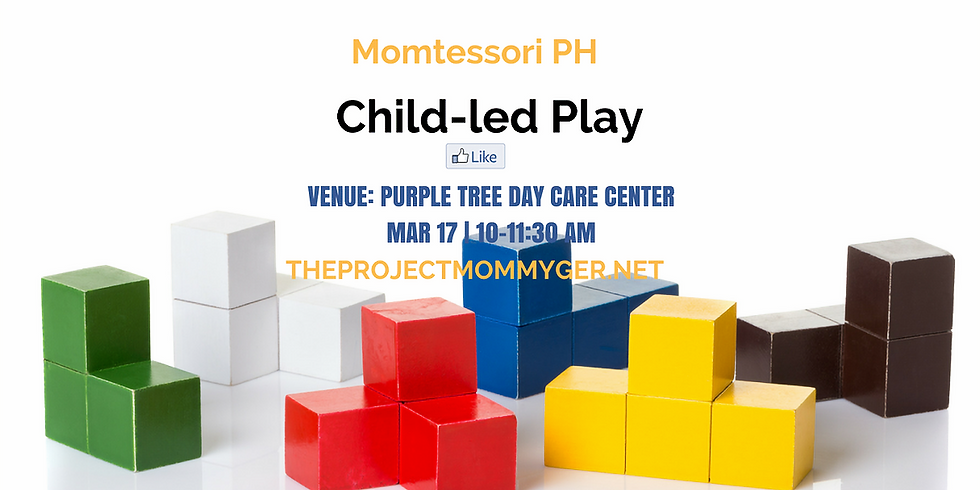 Child-Led Play