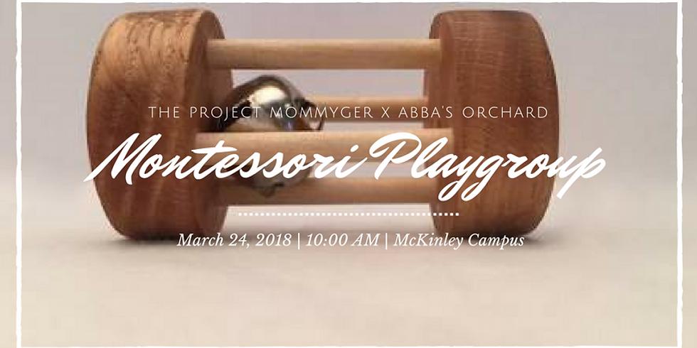 Montessori Playgroup @ Abba's Orchard