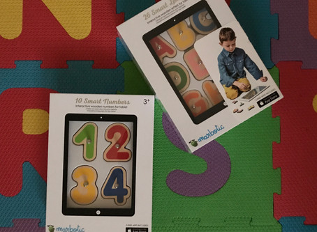 Why Children will Love Marbotic Smart Numbers & Letters