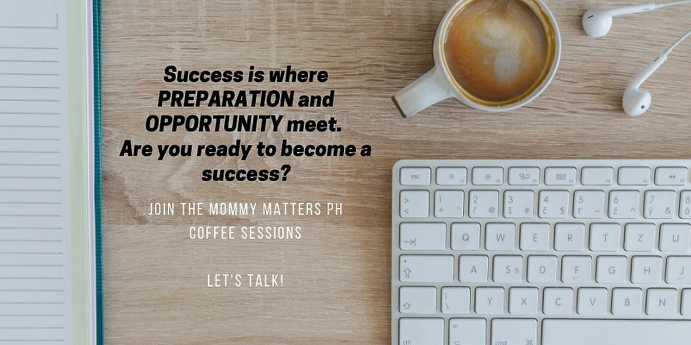 Mommy Matters PH | Coffee Sessions 2