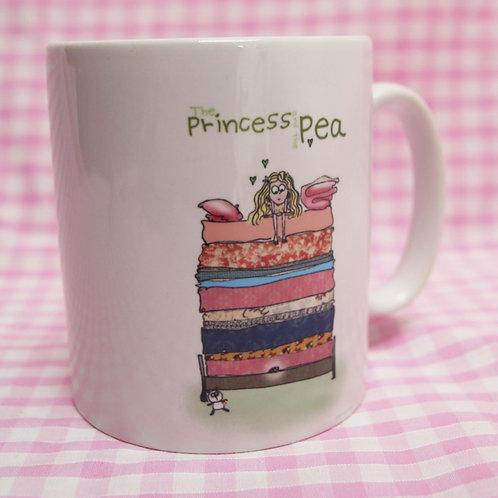 Princess and the Pea Mug