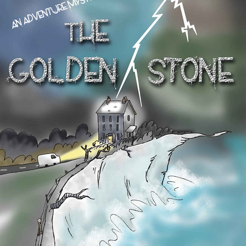 The Golden Stone - children's story age 7+