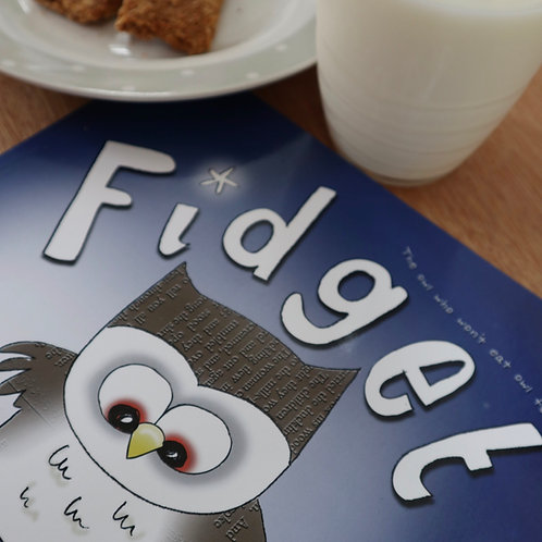 The Owl Who Won't Eat Owl Food, Fussy Eaters Series