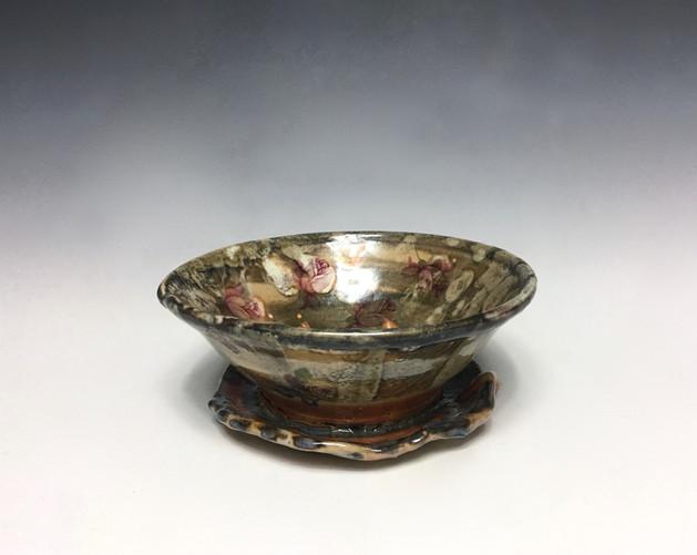 Saucered Bowl