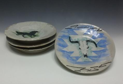 Ceramics II Spring 2016