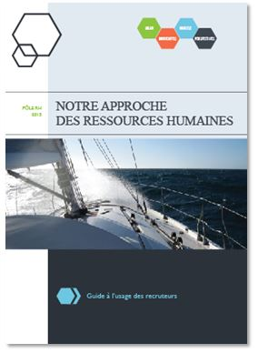 Brochure, couverture