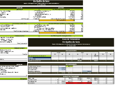 Préparation planning et budget
