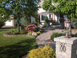 Front Entrance Landscape Design