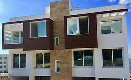 Elite beach apartments and townhouses for sale in Cyprus Paphos