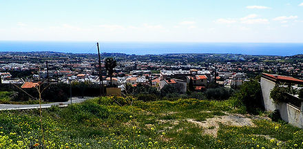 Plot for sale with Sea view, Peyia, Cyprus