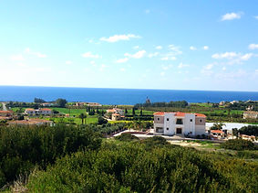 Villas for sale in Peyia, Sea caves, Coral bay