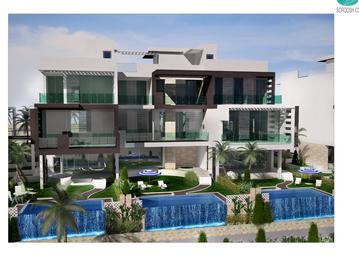 Villas on the Beach in Paphos