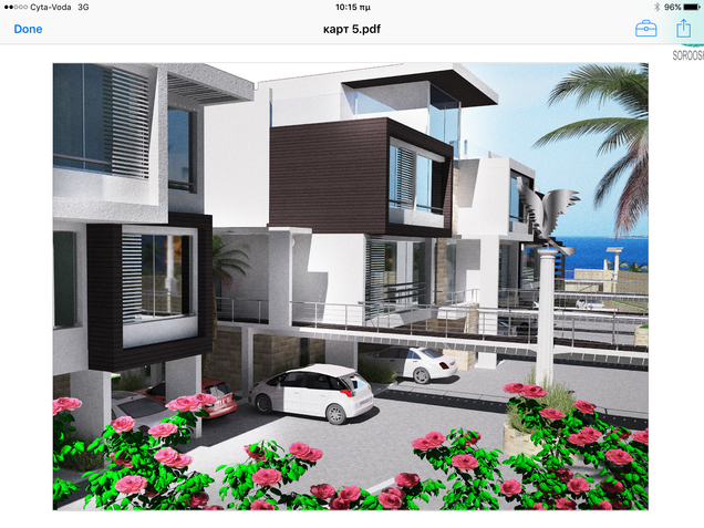 elite modern villas in Paphos