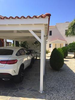 DOUBLE CAR GARAGE