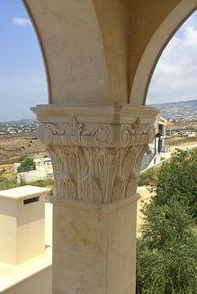Stone Columns Cyprus