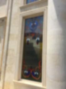 Витражные окна Кипр