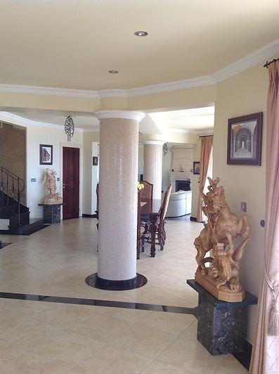Classic villa design Cyprus
