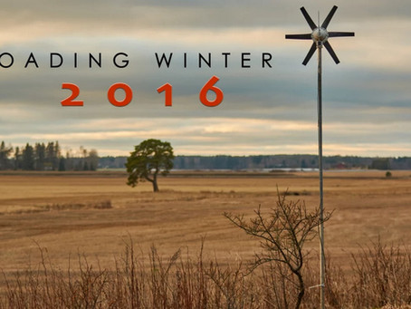 Loading winter