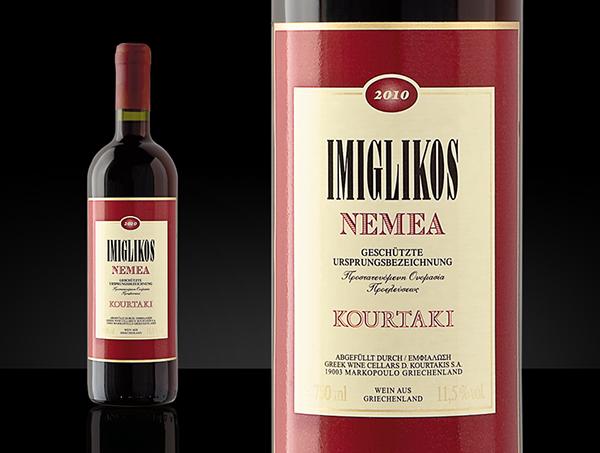 Greek Wine Cellars_Imiglikos_Nemea