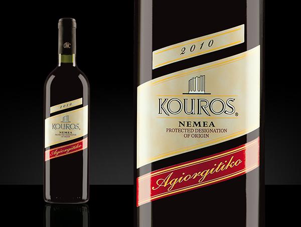 Greek Wine Cellars_Kouros