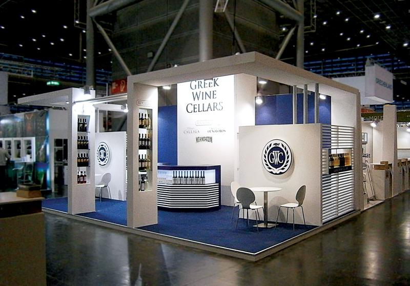Barrage / Prowein 2013 - 14 / Greek Wine Cellars