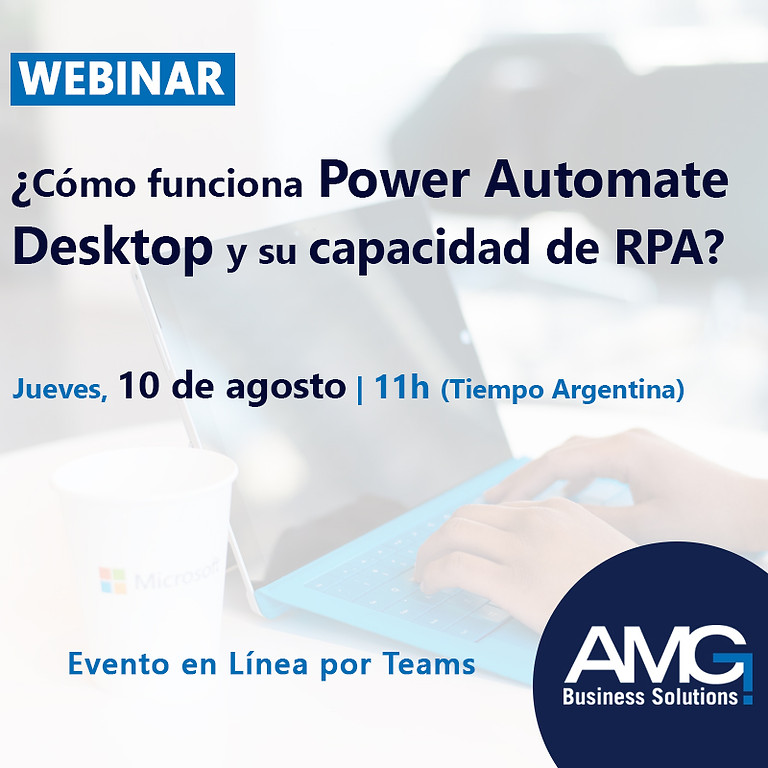 ¿Cómo funciona Power Automate Desktop y su Capacidad de RPA?