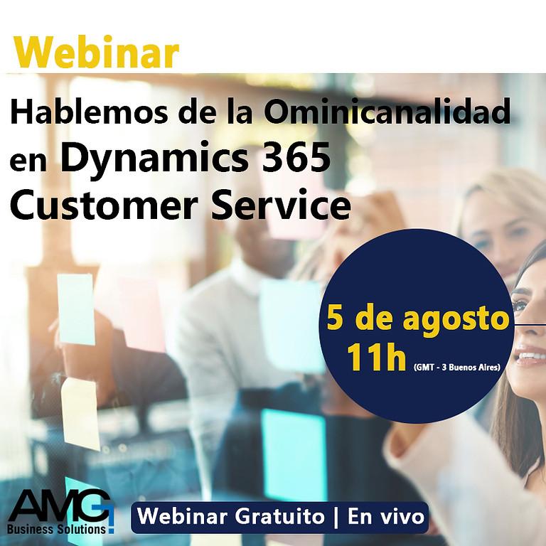 Webinar Hablemos de la Ominicanalidad en Dynamics 365 Customer Service
