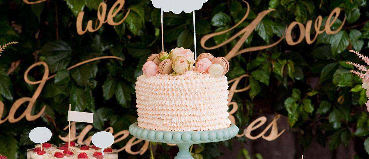 Wedding Desserts