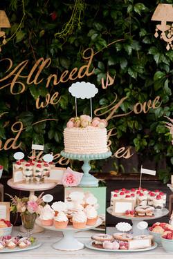 Dessert and cake