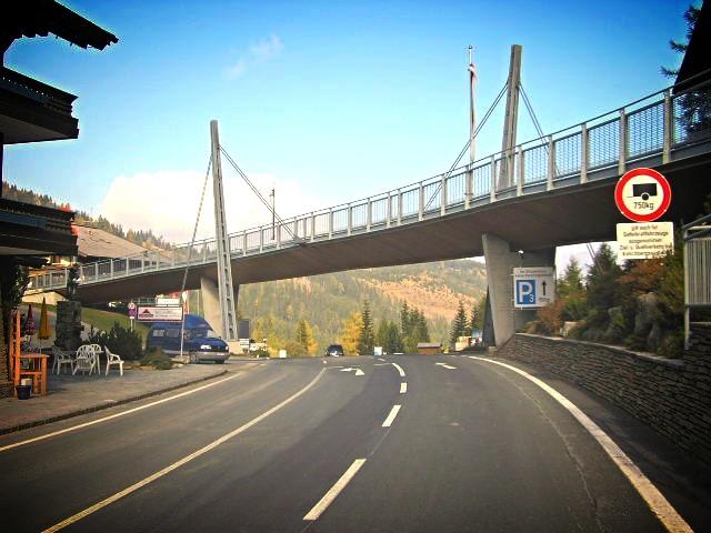 Schiwegbrücke Katschberg