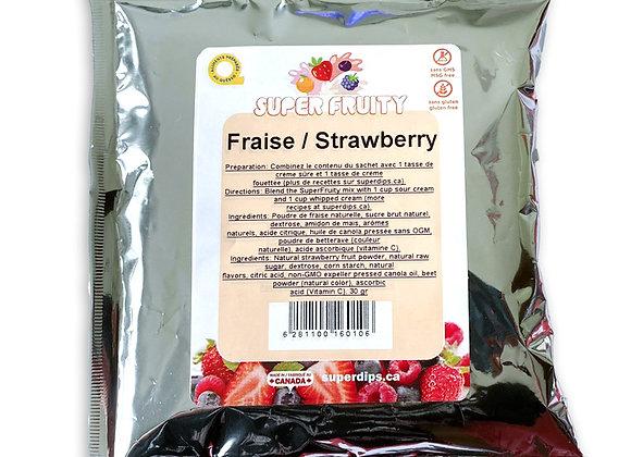 Super Fruity Fraise