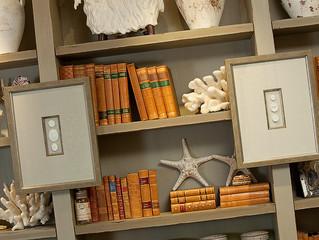 The Organized Bookcase