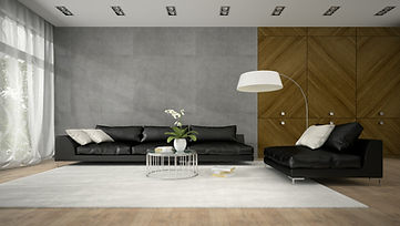 interior-of-modern-design-room-with-wood