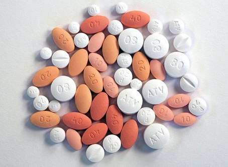 On cholesterol-lowering drugs