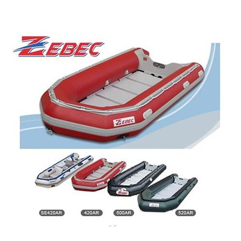 סירות מנוע זבק - Zebec Armada Rescue Boat