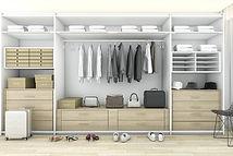3d-rendering-minimal-wood-walk-in-closet
