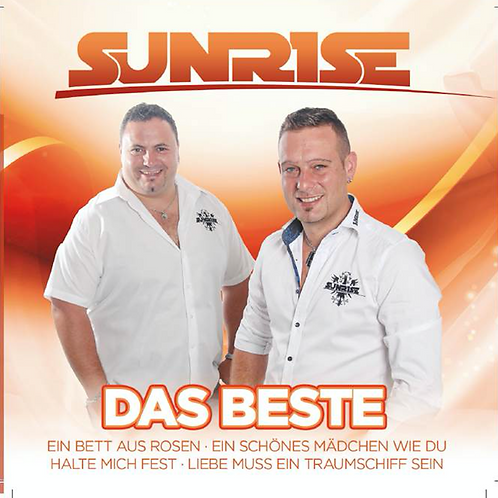 Album 2020 - Sunrise_Das Beste