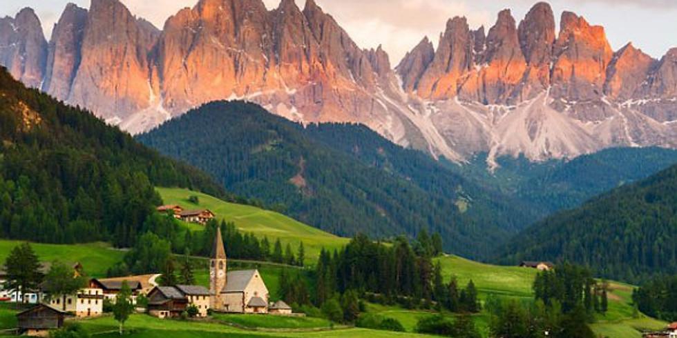 Sunrise-Fanreise nach Südtirol