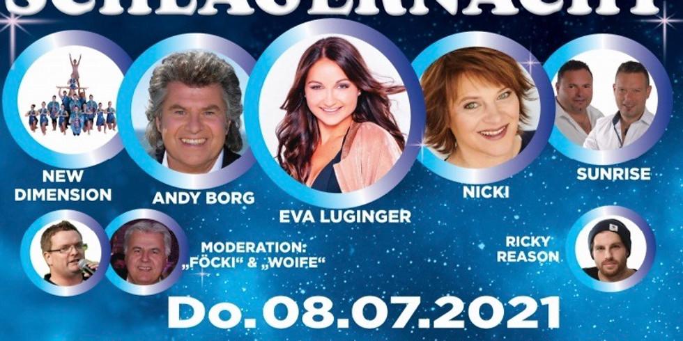 """Eva Luginger Schlagernacht """"Große Vils"""""""